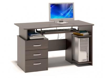 Компьютерный стол Сокол КСТ-08.1В Венге