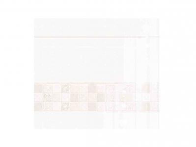 Панель стеновая высокоглянцевая СП 50.69 Керама Крем Уни 690х610